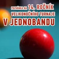 14. ročník velikonočního turnaje v JEDNOBANDU